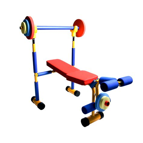 Toy bench press Image